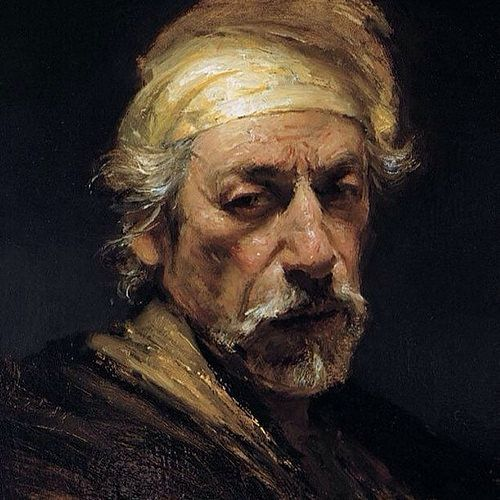 David Leffel Portraet Malerier