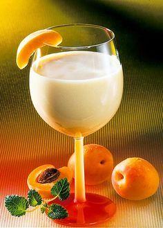 Aprikosen-Drink - erfrischend, gesund und gut für die Figur