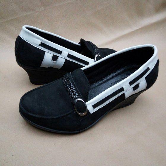 Sepatu Kerja Wanita Yang Empuk Fladeo Wanita Flat Shoes