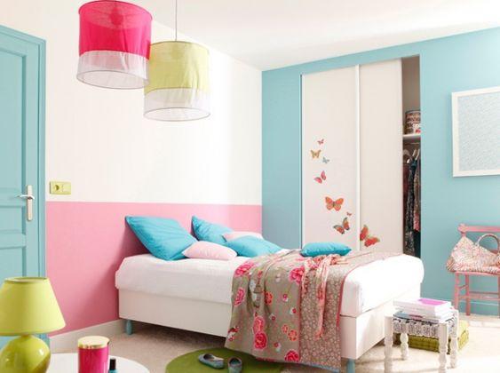 Peinture chambre enfant leroy merlin deco chambre filles pinterest past - Peinture impression leroy merlin ...