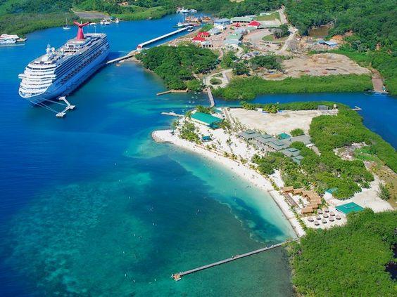Cruise Ships - Roatan Cruise Excursions |Roatan Carnival 2016