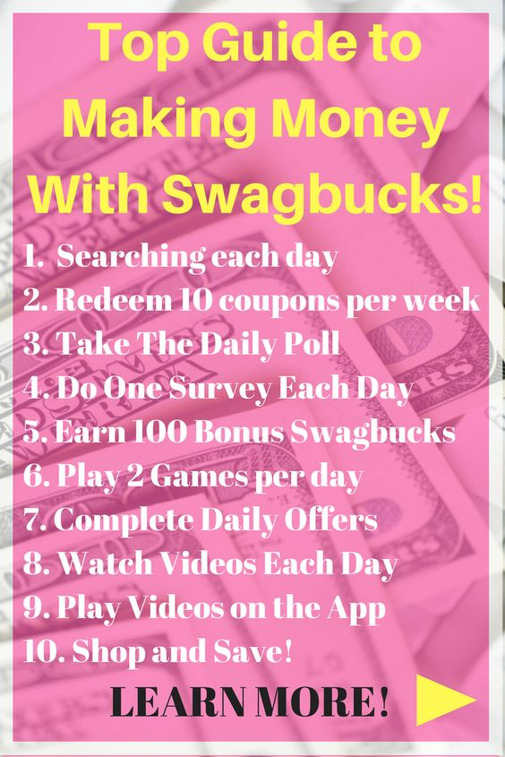 Wow check out all the ways to make money online with Swagbucks! I LOVE number 15! You have to check out this super popular site!!! Thanks so much for posting this! How to Create Viral Pinterest Images