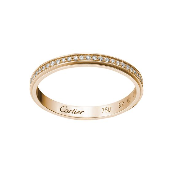 Wedding Ring Cost Wedding Rings With Engraved Cartier Wedding Ring Pink Gold Price