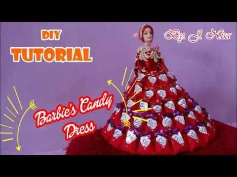 Cara Buat Baju Barbie
