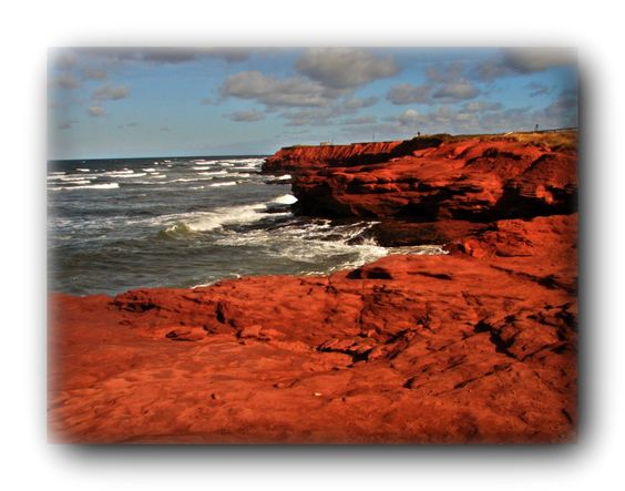 Cavendish, the Red Soil of Prince Edward Island