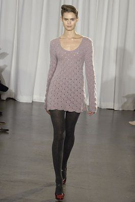 Making Things: DIY: Make Your Own Knit Sweater Dress