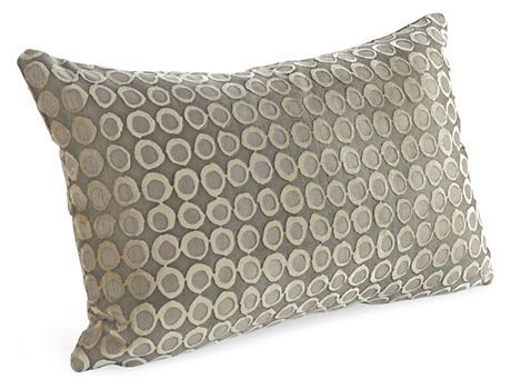 Dot Lavender Pillow - Pillows - Accessories - Room & Board