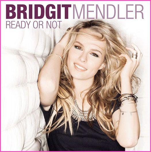 "Bridgit Mendler ""Ready Or Not"" Single Releasing August 3, 2012"