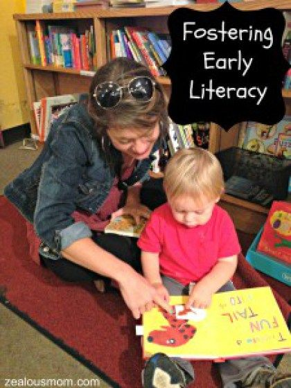 6 Easy Ways to Foster a Love of Reading in Children - Zealous Mom