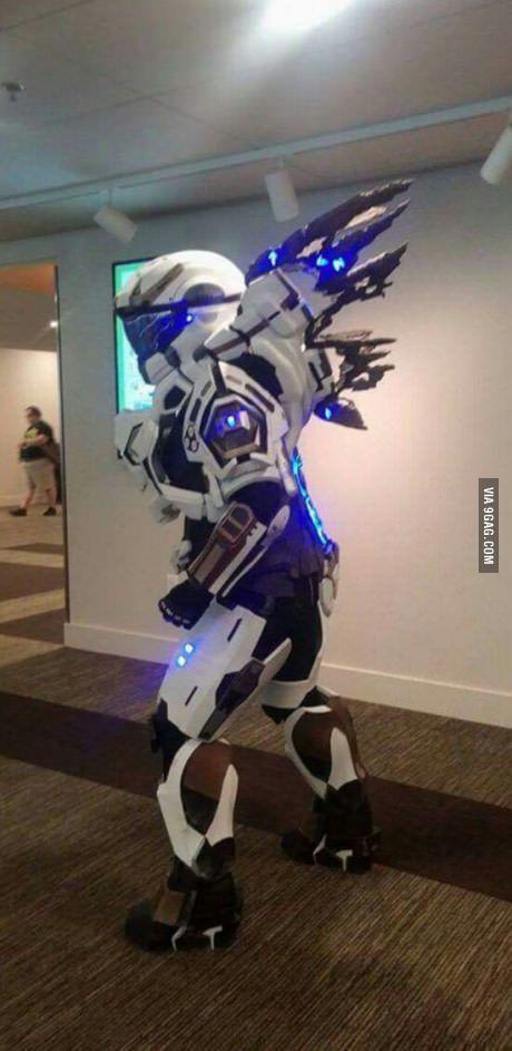 Referencia Espalda Robot