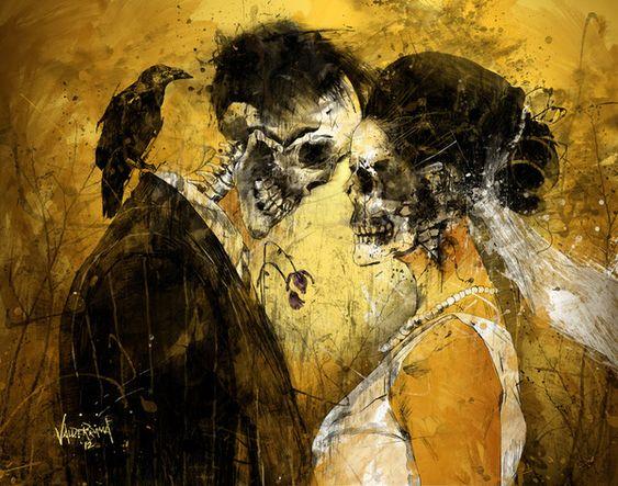 'Til Death do us part  by Fresh Doodle - JP Valderrama