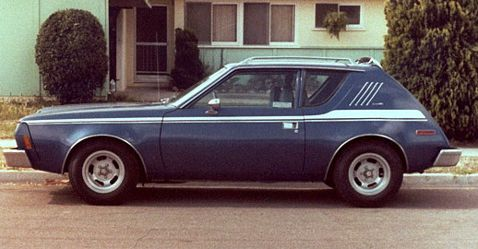 Wish I still had my AMC Gremlin!