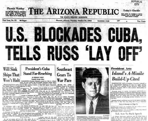 Please help me with the Cuban Missile Crisis!?