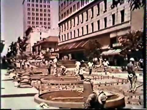 Fresno A City Reborn Rare 1968 Documentary By Victor Gruen