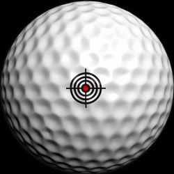 Targets Golfdotz Style - We love Golfdotz!  So easy to use!