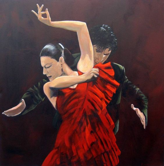El Baile en Pareja.