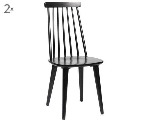 Stühle Lotta, (2er-Set)