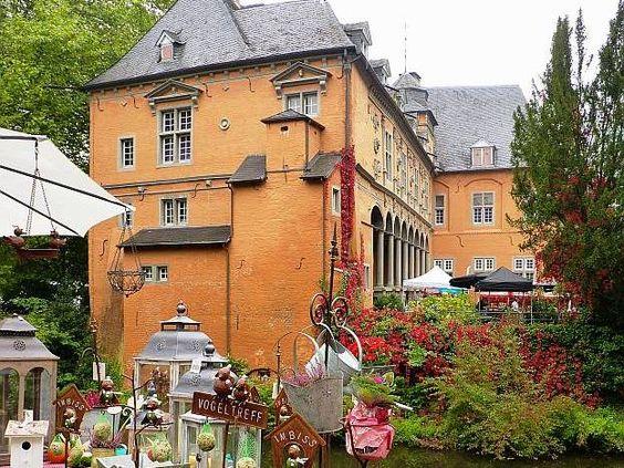 Herbstfestival Schloss Rheydt, D-41238 Mönchengladbach, Nordrhein-Westfalen/ NRW, 30.09.-03.10.2016