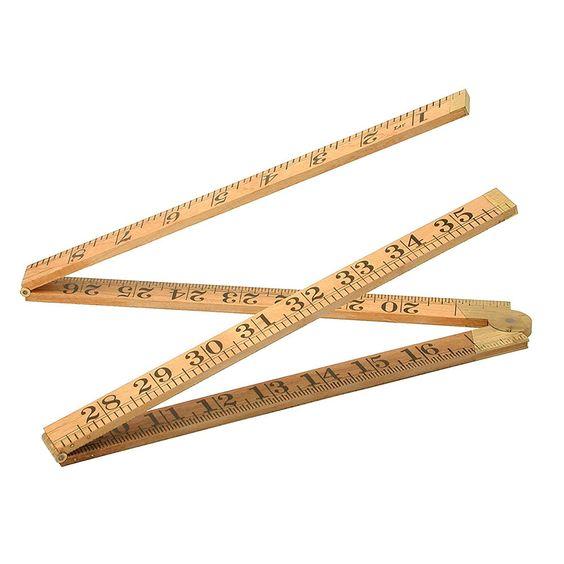 3-Foot Folding Ruler