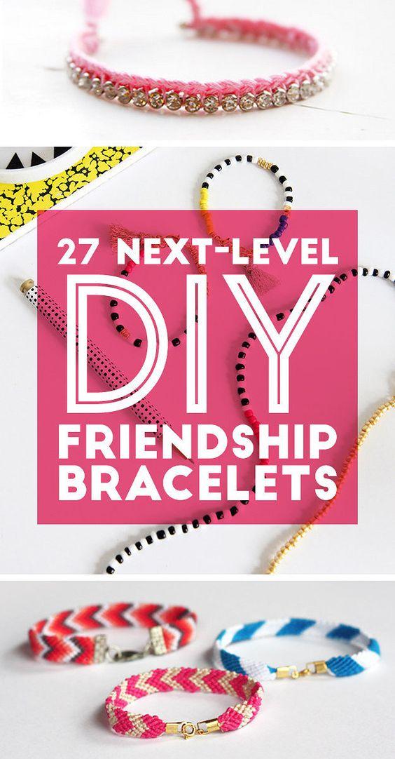 mallorymcinnis next level friendship bracelets
