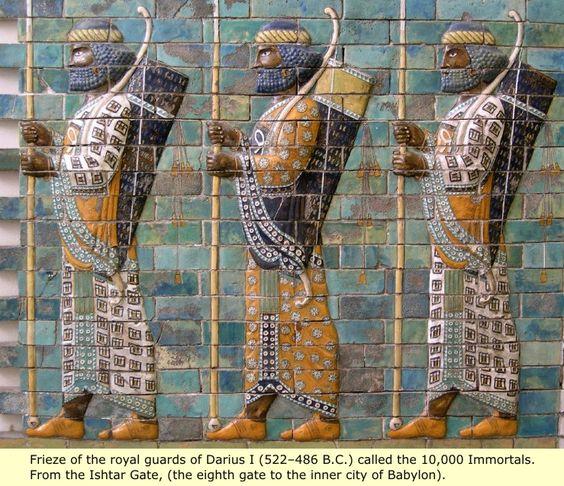 Persian Empire: The Black, White, And Mulatto People Of The Persian Empire