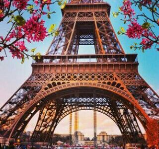 Paris. I wanna be there.