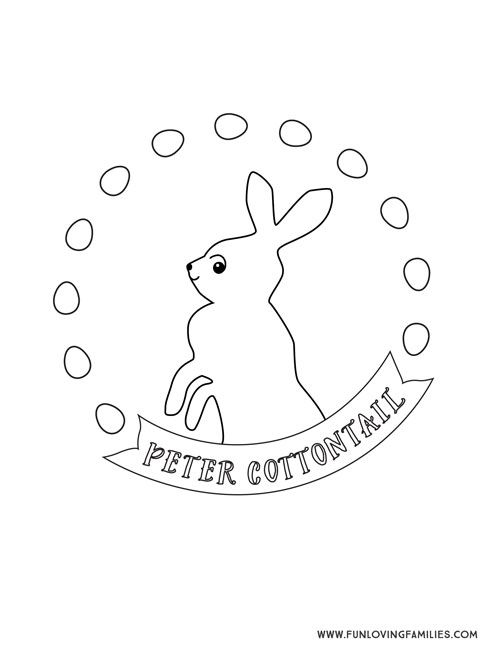 9 Easter Coloring Pages For Kids Free Printables Fun Loving Families In 2020 Easter Coloring Pages Printables Free Kids Easter Colouring