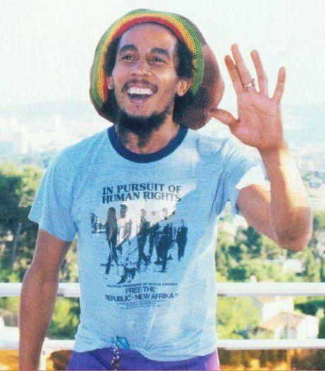 Bob Marley. Respect!