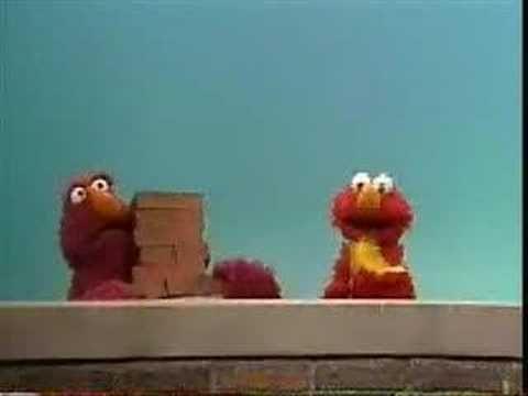 Sesame Street - Heavy And Light