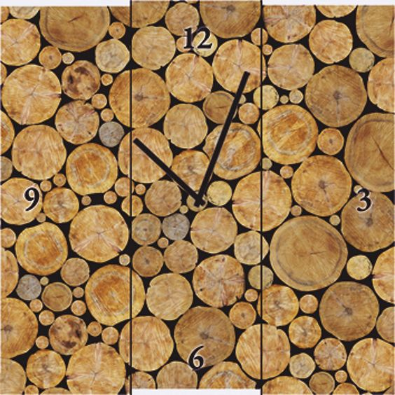 Unsere Wanduhren sind in jeder Wohnung ein schöner, praktischer Blickfang.  Sie werden im Digitaldruck auf Paneele gedruckt. Besonders hochwertige UV-Druckfarben sorgen dafür, dass die Farben nach vielen Jahren immer noch genauso strahlen wie am ersten Tag. Die Wanduhren sind mit einem 12 mm Abstandshalter inklusive Aufhängevorrichtung versehen. Die Abstandshalter sorgen dafür, dass die Uhren f...