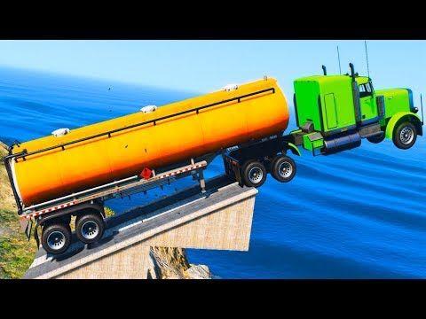 لعبة المطافى الجديدة وسيارات الاطفاء اجمل العاب الشاحنات للبنات والاولاد Youtube