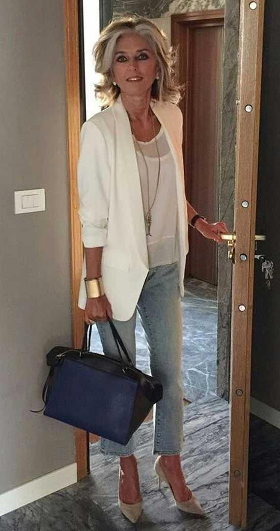 Pin By Robert Van Deventer On Spring Work Outfits In 2020 Stylish Outfits For Women Over 50 Fashion Clothes Women Clothes For Women Over 50