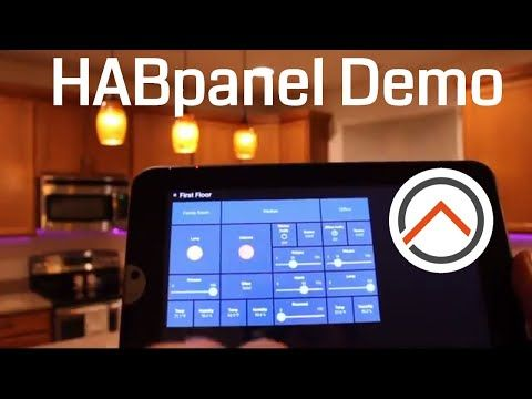 Openhab Dashboard Using Habpanel The Ultimate Guide Home Automation System Home Automation Dashboard Home Automation