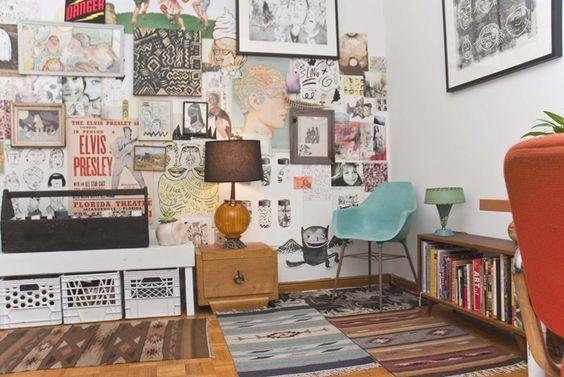 juliana neufeld new studio in toronto.