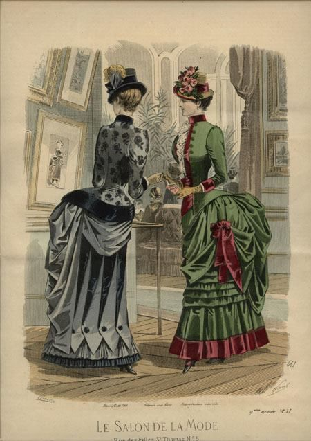 Le Salon de la Mode 1884: