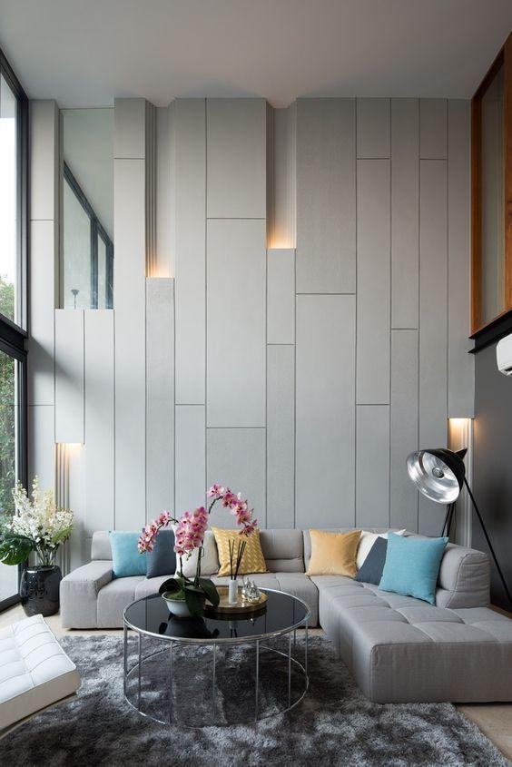 April Pinterest Top 10 Pins Interior Living Room Modern