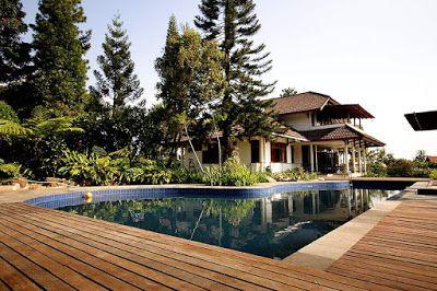 Vila Adipala Puncak Cisarua Bogor: Penginapan Vila Adipala Cisarua Puncak