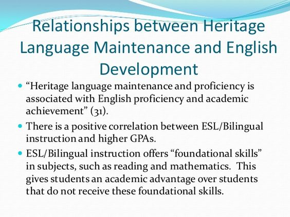 first language maintenance and development - Google Search