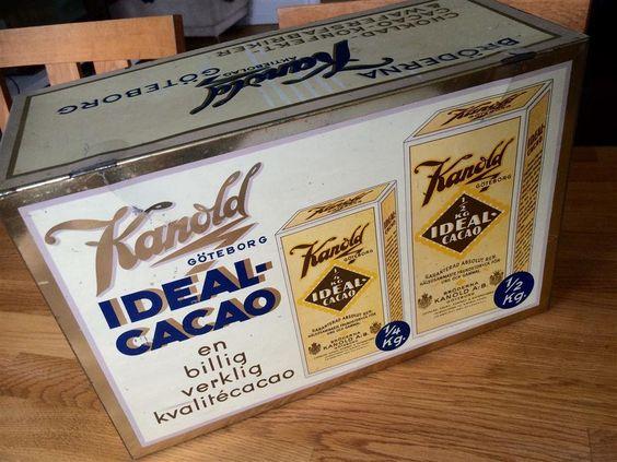 Kanold Göteborg Ideal-cacao