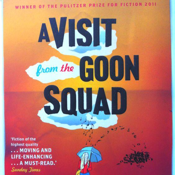 A Visit from the Goon Squad. Jennifer Egan