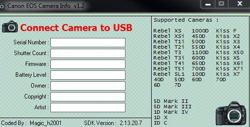 Shutter Count Software Nikon Canon Free Download Software Free Download Wedding Album Design
