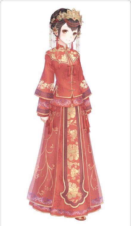 Elegant Chinese Traditional Clothing  Traditional Clothes  Pinterest