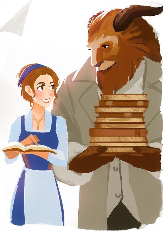 """美女と野獣 <--- """"Beauty and the Beast"""" in Japanese"""