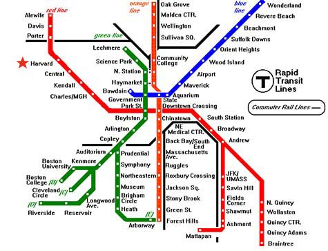 At 8 Yrs Old I Learned The Orange Line Stops By Heart