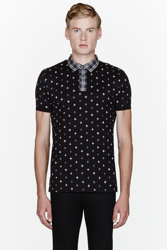 Marc by Marc Jacobs. I bought this shirt from SSENSE (2013).