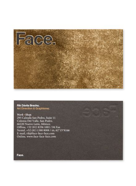 Graphic-ExchanGE - a selection of graphic projects-- i like gold.