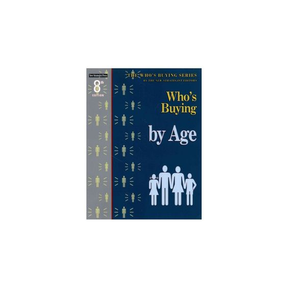 Who's Buying by Age (Paperback)