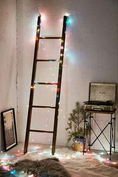 Battery Powered String Lights Urban Outfitters : Crystal Battery Powered String Lights Urban outfitters, Battery powered string lights and ...