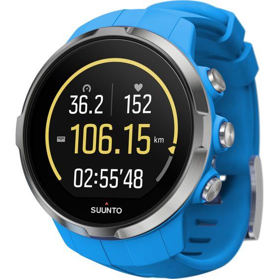 Suunto Spartan Sport Multisport GPS Watch   Blue