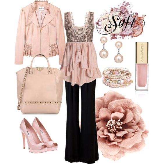 Soft Pinks....ahh.....